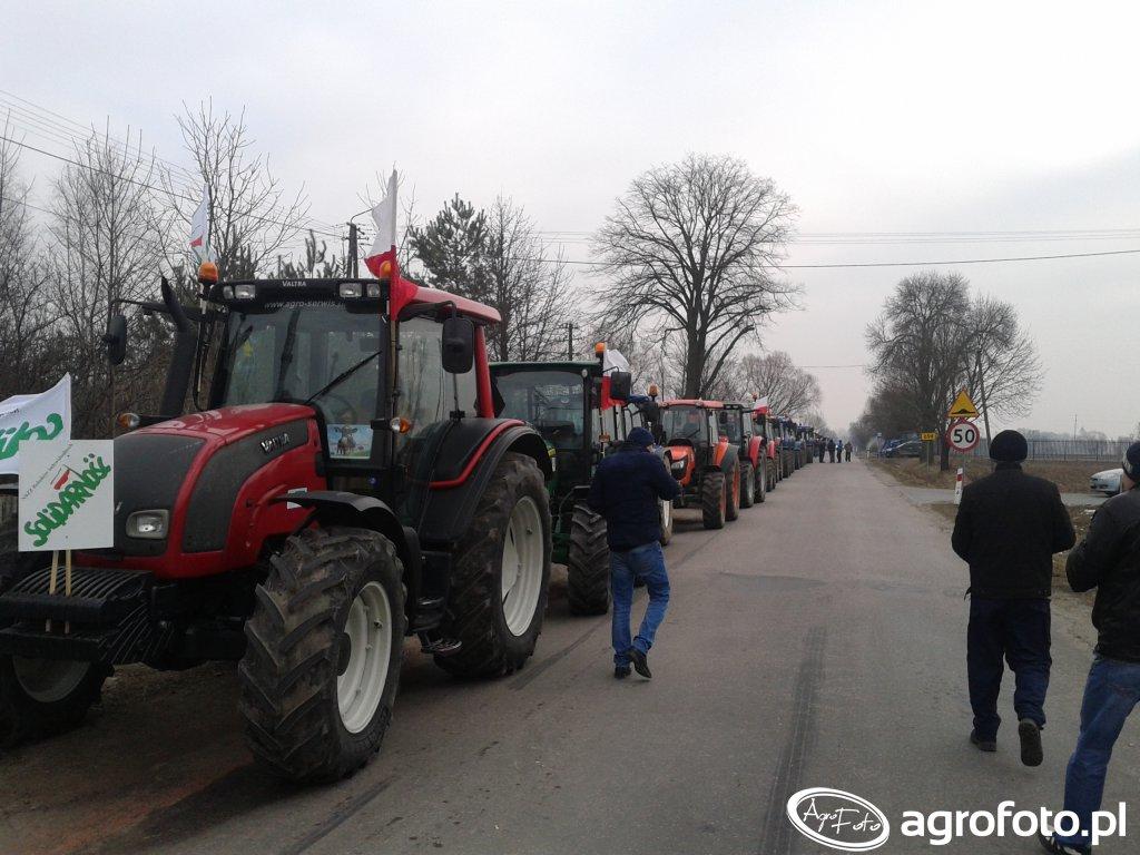 protesty rolnicze AgroFOto